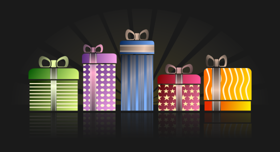 Image by OpenClipart-Vectors from Pixabay {link at https://pixabay.com/en/presents-gifts-birthday-wrapped-153926/}