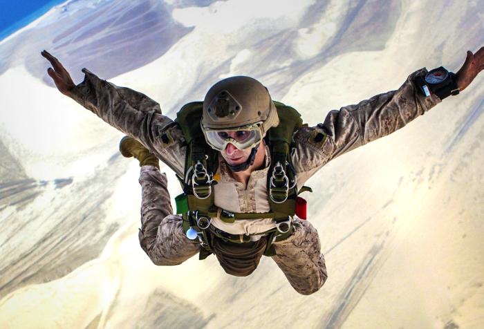 Loosing the Parachute | Mystical Awakinging